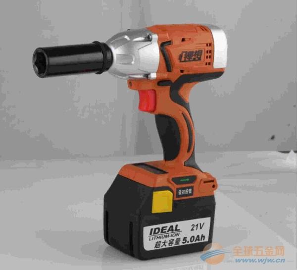 锂想电动扳手安徽总代理 ,市面上最大电池量的电动扳手