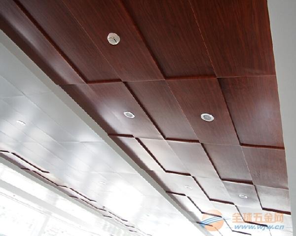 木纹铝单板吊顶厂家