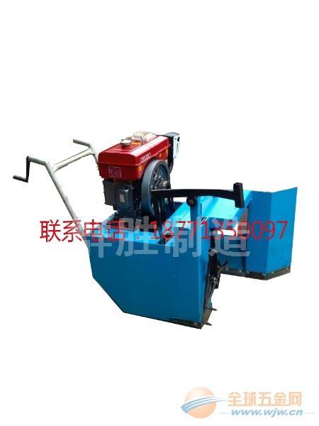 新款柴油拌料机