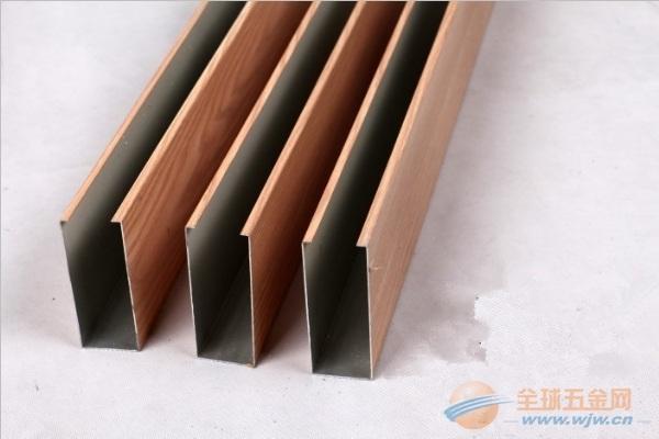 海南型材吊顶铝方通格栅造型铝方通生产