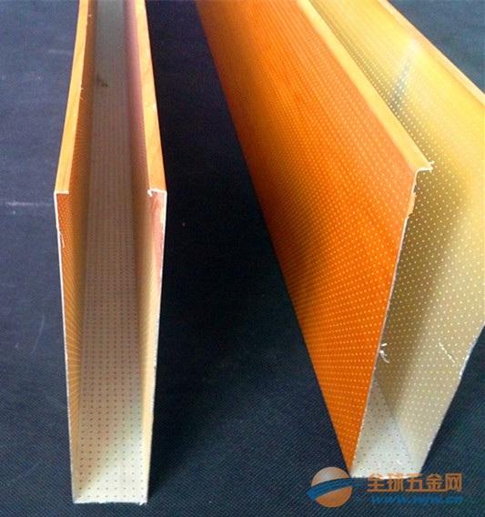 江西铝方通格栅造型铝方通生产