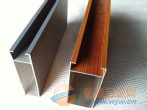 湖北异形铝方通造型铝方通生产