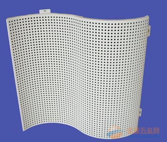 陕西氟碳铝单板厂家定制弧形木纹铝单板