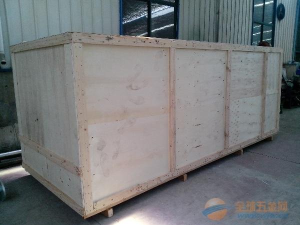 上海进口工业品专用木箱包装箱木托盘垫脚厂家直销