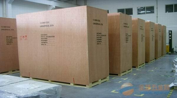 供应《奉贤区南桥采购定制木箱/木托盘/出口木箱》包装箱厂家直销