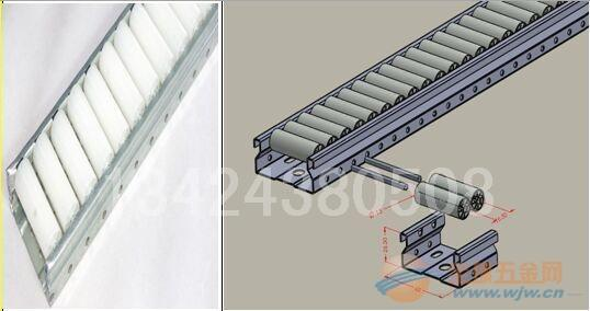 深圳铝合金滑轨H-2045多少钱一米