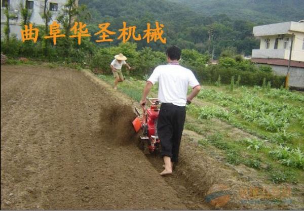 土地起隆开沟机 套种培土铺地膜开沟机 高性能汽油开沟机