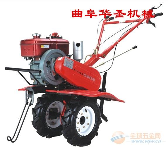 自动多种工具微耕机 能除草旋耕微耕机 耕地翻土