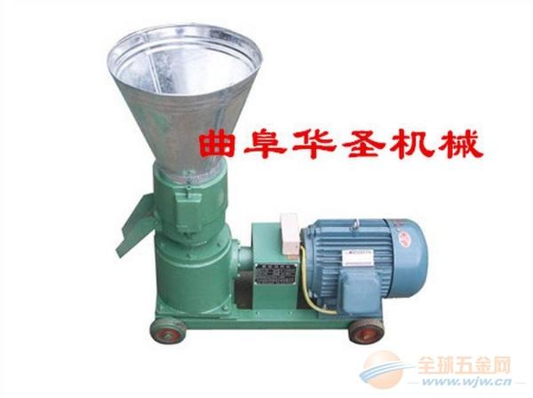 优质120型颗粒饲料机 平模饲料颗粒机 养殖厂专用颗粒饲料机
