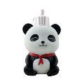 厂家批发3D卡通保温壶熊猫儿童卡通水壶手提壶