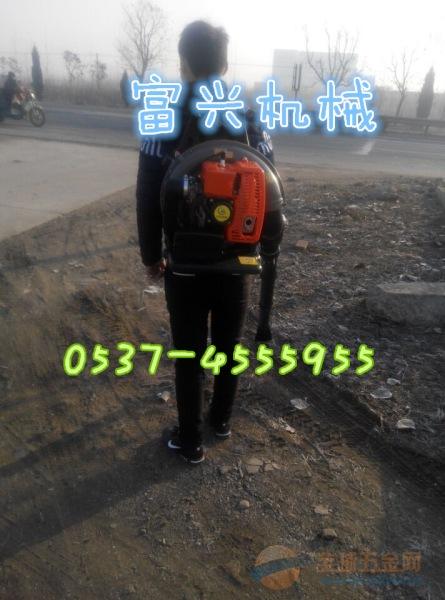 园林环卫吹风机背负式汽油马路吹风机 九江