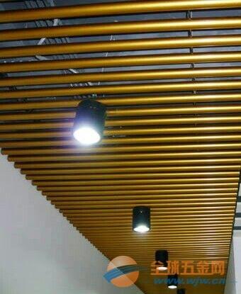 银川工程铝圆管/建材装修铝圆管/铝圆管报价