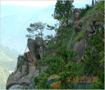 边坡护坡用柔性防护网规格