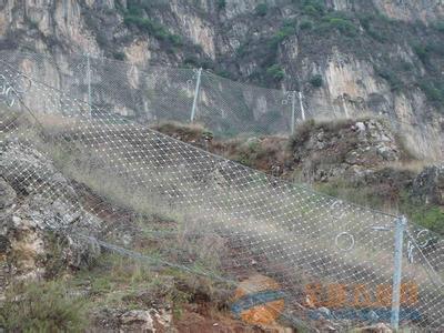 边坡防护网规格仁凯丝网厂