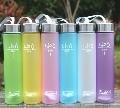 厂家批发时尚便捷H2O磨砂棒棒塑料杯/荧光棒棒棒杯价格最低