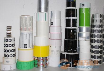 深圳空白标签纸厂家制作价格低出货快