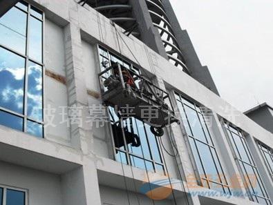 广州电动吊篮出租 吊篮出租 真空玻璃吸盘租用