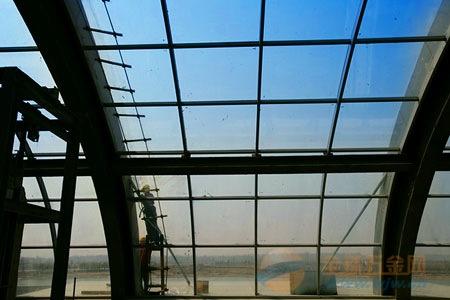 外墙防水补漏 蓬江高空外墙维修补漏 外墙玻璃开窗扇