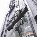 高难度观光电梯玻璃安装公司 吊篮出租