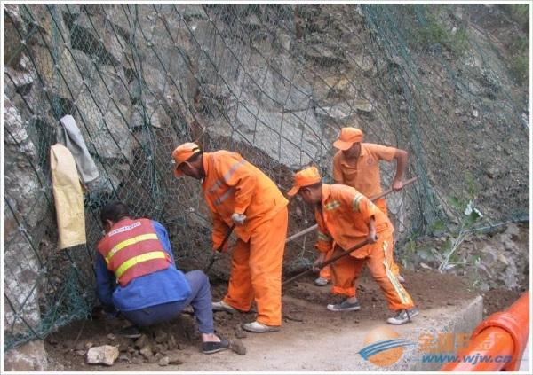 山体防护网生产厂家