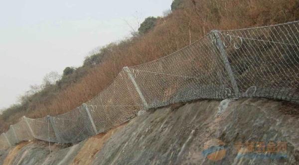 管城回族区柔性边坡防护网价格