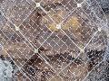 球场勾花网高度