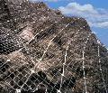 平定县主动钢丝绳防护网施工