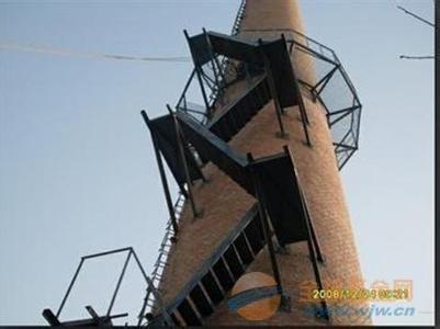 遂宁市《欢迎访问》60米水泥烟囱安装旋转梯平台公司哪家好?