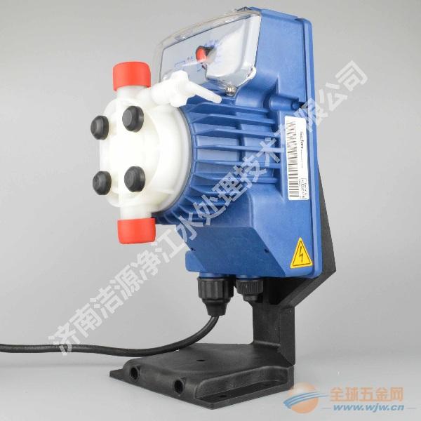隔膜式计量泵的工作原理