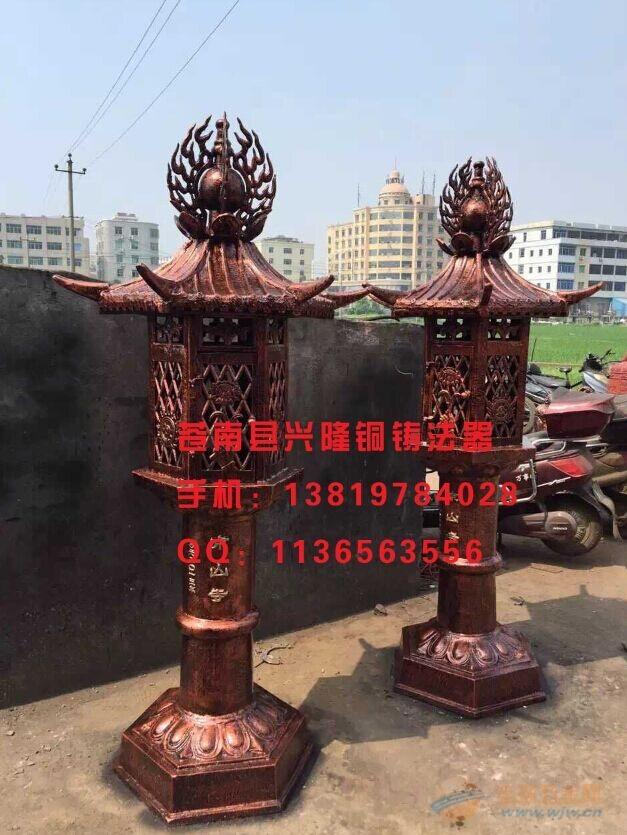 南京铜油灯定制批发优质铜油灯专业实力制造商