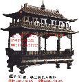 温州萧江铸造铜铁香炉厂家