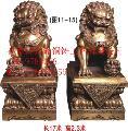 铜狮子铸造厂家