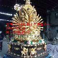 嘉兴铸造铜佛像