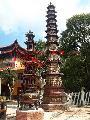 武汉千佛塔,焚纸炉铸造厂家