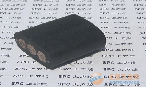 YQBG轻型扁电缆钢丝加强型