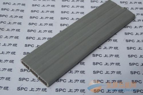 WDZ-YFFBPG钢丝加强低烟无卤屏蔽扁电缆