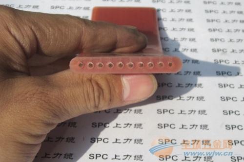 YVVBG控制扁电缆钢丝加强型 带钢丝扁电缆