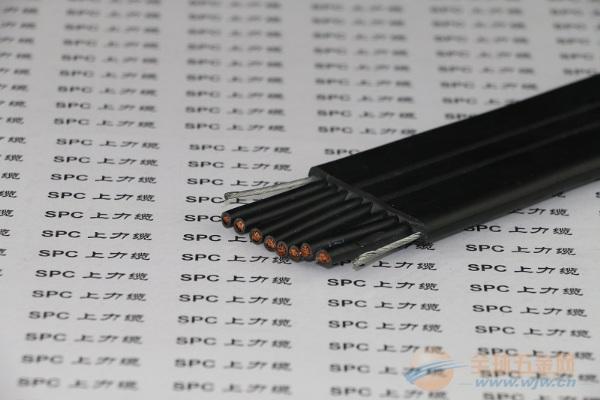 起重机扁电缆_3芯2.5平扁电缆,供应厂家