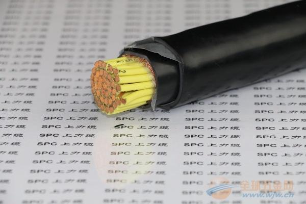 交联聚乙烯绝缘船用控制电缆/23*0.75平方报价