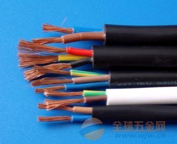 YZW铜芯中型橡套电缆