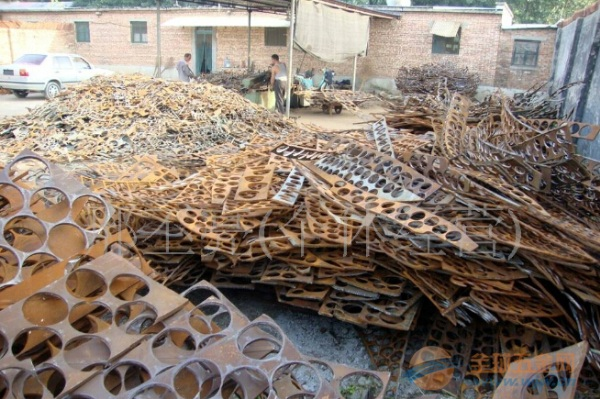 厦门那里有废钢材回收厂