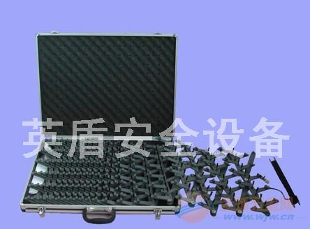 手动不锈钢阻车路障破胎器现货供应价格低质量优