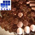 锡青铜国标高强度C17200铍铜棒 多规格锡青铜棒材