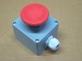 锦火电气供应铸铝按钮盒,可定制多孔
