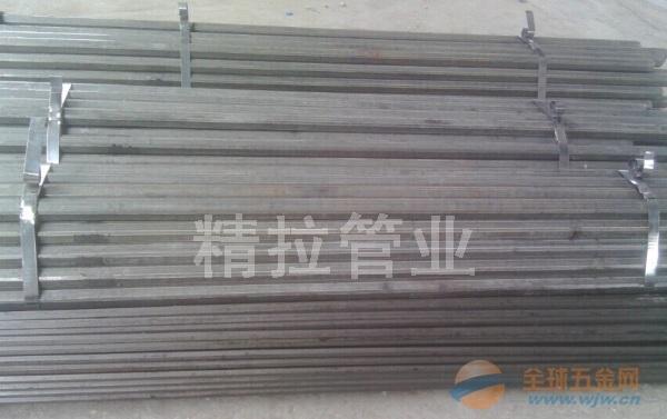乐清方形冷拔管_南阳优质方形冷拔管厂家
