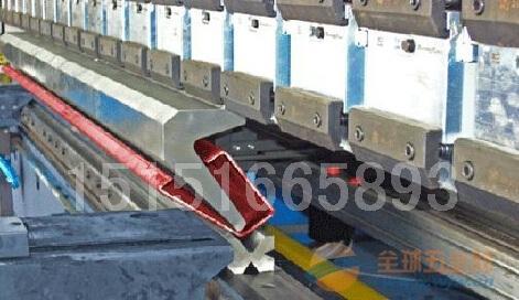 锐角插槽式折弯刀片