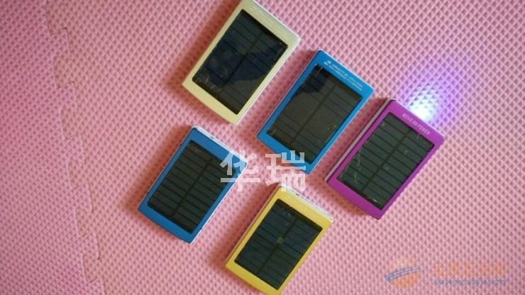 LNHR-SC-A太阳能手机充电宝