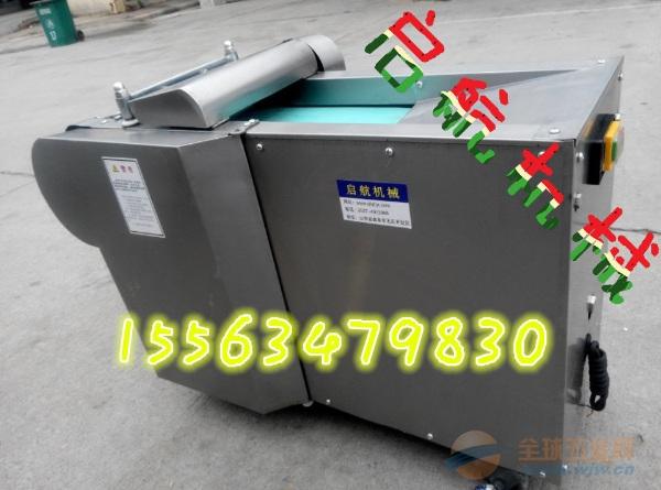 宜昌 启航豆腐切块机 不锈钢多功能切菜机