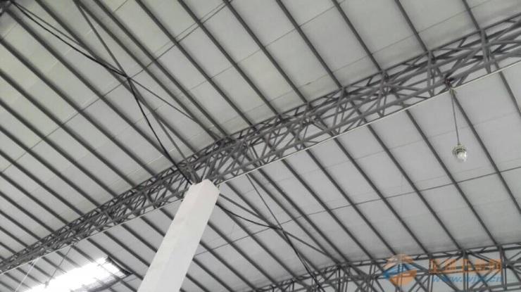 检测服务-仓库钢结构承载力检测鉴定单位-全球五金