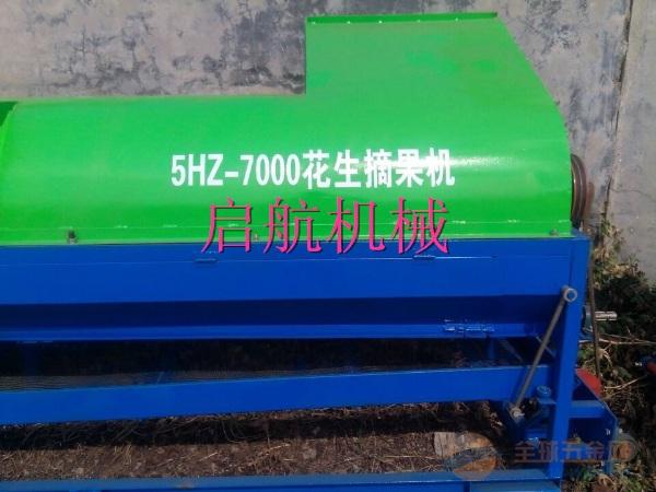 大型花生摘果机江汉区小型秧果分离机